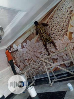 We Install Wallpapers Wall Panels | Building & Trades Services for sale in Abuja (FCT) State, Lokogoma