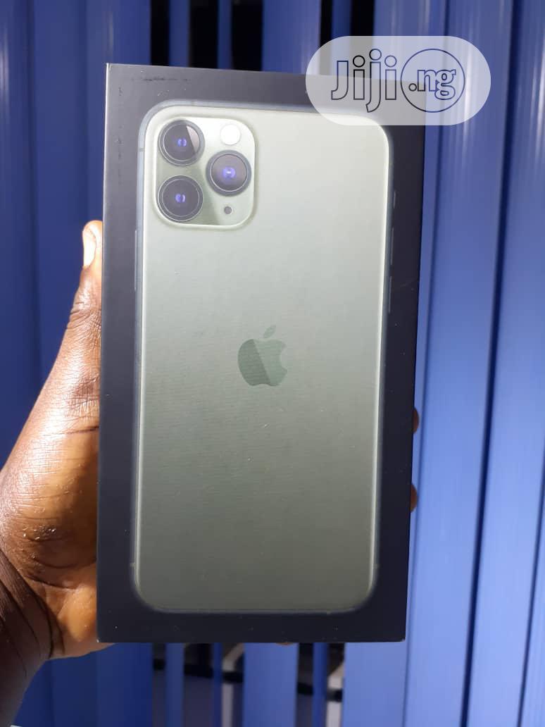 New Apple iPhone 11 Pro 256 GB Gray