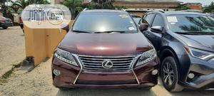 Lexus RX 2013 350 AWD Red | Cars for sale in Lagos State, Ajah