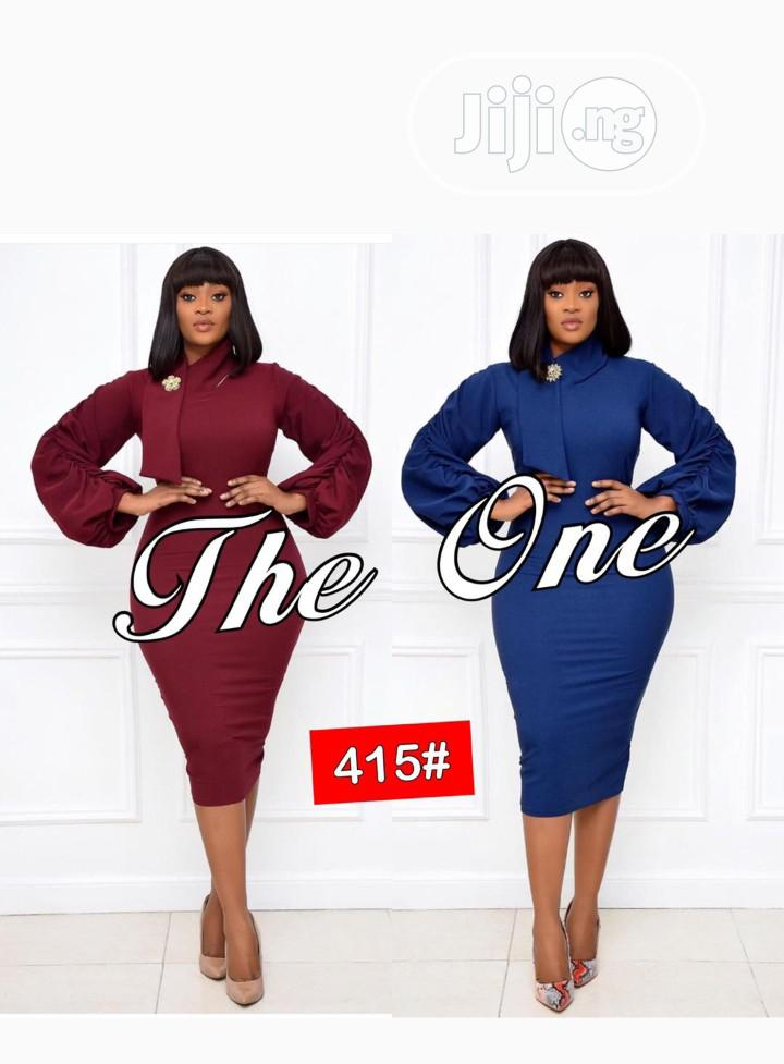 New Quality Female Dress   Clothing for sale in Isolo, Lagos State, Nigeria