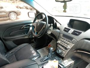 Acura MDX 2009 SUV 4dr AWD (3.7 6cyl 5A) Black | Cars for sale in Lagos State, Apapa