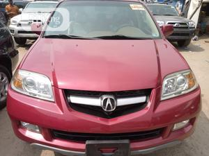 Acura MDX 2005 Red   Cars for sale in Lagos State, Apapa