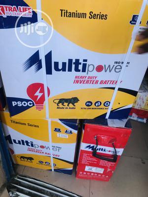 Multi Power Solar Battery 12v 220ahs   Solar Energy for sale in Abuja (FCT) State, Central Business District