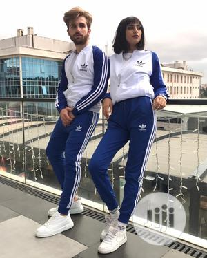 Adiddas Unisex Tracksuit   Clothing for sale in Lagos State, Amuwo-Odofin