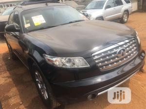 Infiniti FX35 2008 Base 4x4 (3.5L 6cyl 5A) Black | Cars for sale in Lagos State, Ikeja