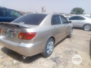 Toyota Corolla 2004 Gold | Cars for sale in Abuja (FCT) State, Apo District