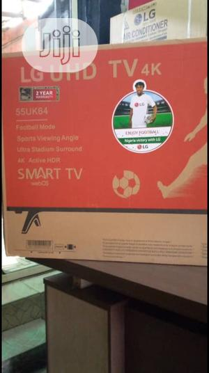55 Inches LG Smart Television   TV & DVD Equipment for sale in Lagos State, Magodo
