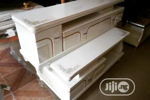 Brand New Imported Unique Tv Stand and Center Table | Furniture for sale in Lagos State, Ojo