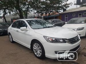 Honda Accord 2015 White   Cars for sale in Lagos State, Lagos Island (Eko)
