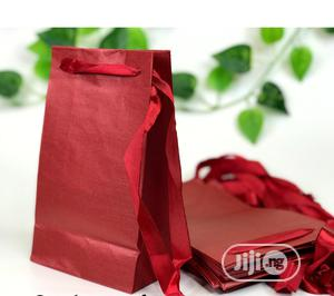 12 Pieces Paper Kraft Gift Bags | Arts & Crafts for sale in Lagos State, Agboyi/Ketu
