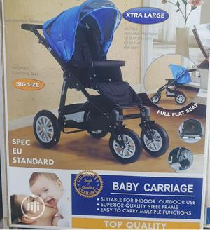 LMV Extra Large Baby Stroller | Prams & Strollers for sale in Lagos State, Ikoyi