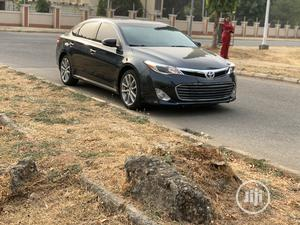 Toyota Avalon 2015 Black   Cars for sale in Abuja (FCT) State, Guzape District