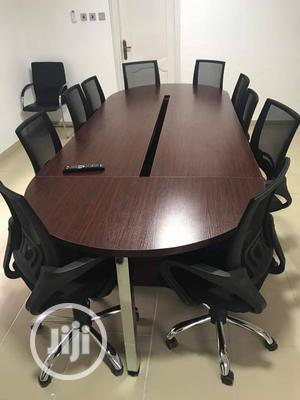 3 Mtr 10 Seater Office Conference Table | Furniture for sale in Lagos State, Ojo