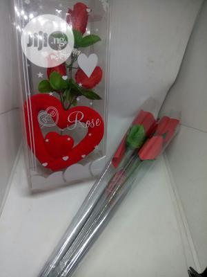 Lovers Package 08 ( Rose Flowers and Paper Bag) | Home Accessories for sale in Lagos State, Ojodu