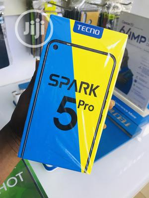 New Tecno Spark 5 Pro 64 GB Blue   Mobile Phones for sale in Anambra State, Nnewi