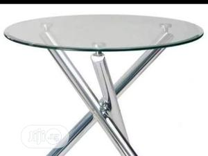 High Quality Glass Dinning Table   Furniture for sale in Lagos State, Ojo