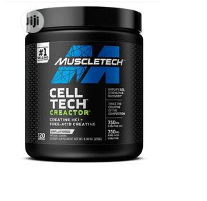 Muscle Tech Celltech Creactor Creatine Hcl 235g 120 Servings   Vitamins & Supplements for sale in Lagos State, Amuwo-Odofin