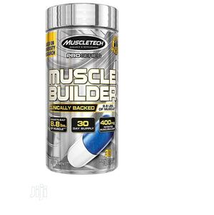 Muscle Tech Muscle Builder 30 Capsules   Vitamins & Supplements for sale in Lagos State, Amuwo-Odofin