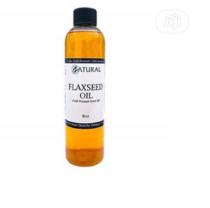 Zatural Flaxseed Oil 8 Oz 237 Ml Cold Pressed Seed Oil   Vitamins & Supplements for sale in Lagos State, Amuwo-Odofin