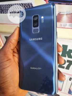 Samsung Galaxy S9 Plus 64 GB Blue | Mobile Phones for sale in Edo State, Benin City