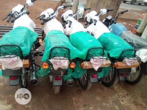 New Bajaj Boxer 2021 Red   Motorcycles & Scooters for sale in Ogun State, Ado-Odo/Ota
