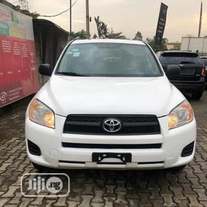 Toyota RAV4 2011 White | Cars for sale in Lagos State, Magodo