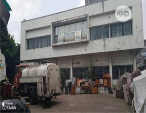 An Open Plan Office Building With Boys Quarter | Commercial Property For Sale for sale in Victoria Island, Akin Adesola