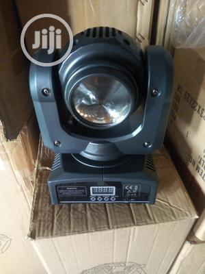 Led Mini Moving Head Wash and Spot. | Stage Lighting & Effects for sale in Lagos State, Ojo