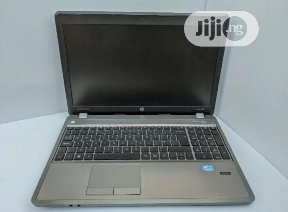 Laptop HP ProBook 4540S 4GB Intel Core I5 HDD 500GB | Laptops & Computers for sale in Surulere, Lagos State, Nigeria