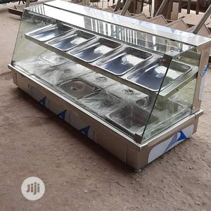 Display Food Warmer Bain Marie | Restaurant & Catering Equipment for sale in Lagos State, Victoria Island