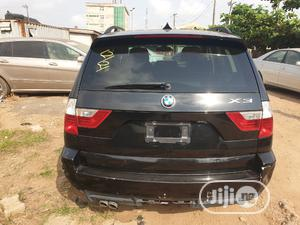 BMW X3 2008 3.0i Sport Automatic Black | Cars for sale in Lagos State, Egbe Idimu