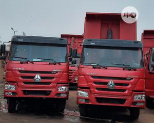 Foreign Used Sinohowo Dump Truck 2016   Trucks & Trailers for sale in Lagos State, Ikeja