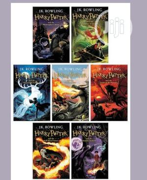 Harry Potter Complete 7 Set   Books & Games for sale in Lagos State, Surulere