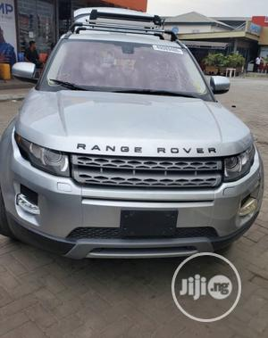Land Rover Range Rover Evoque 2012 Pure Plus Gray | Cars for sale in Lagos State, Lekki