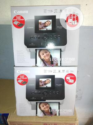 Canon Selphy Printer Cp 1000 for Passport Photos | Printers & Scanners for sale in Lagos State, Lagos Island (Eko)