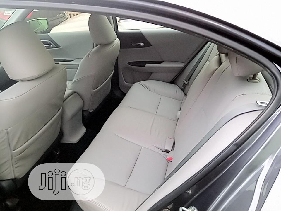 Honda Accord 2014 Gray | Cars for sale in Ibadan, Oyo State, Nigeria