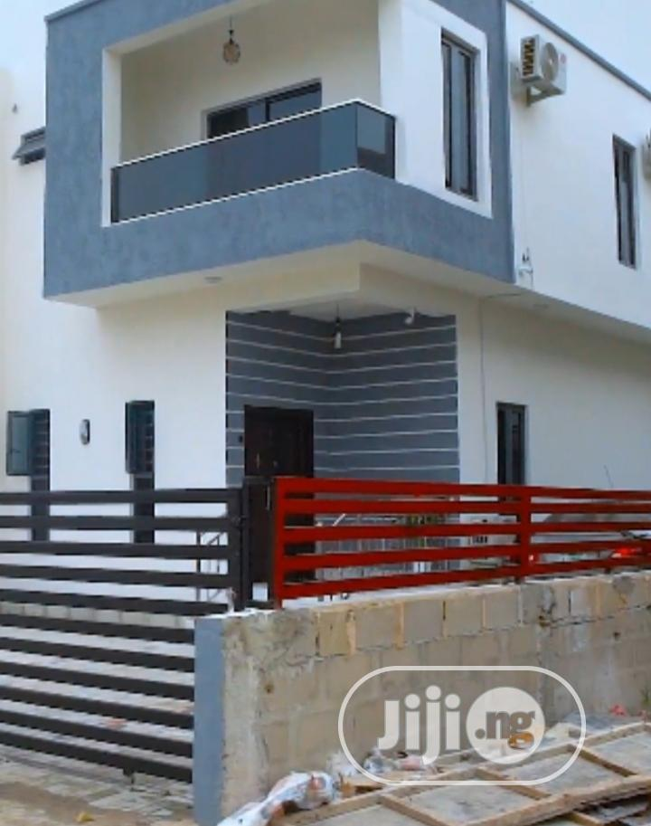 HOT SALE: Affordable 3 Bedroom Semi-Detached Duplex + BQ   Houses & Apartments For Sale for sale in Bogije, Ibeju, Nigeria