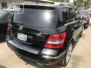Mercedes-Benz GLK-Class 2010 350 4MATIC Black | Cars for sale in Lagos State, Apapa