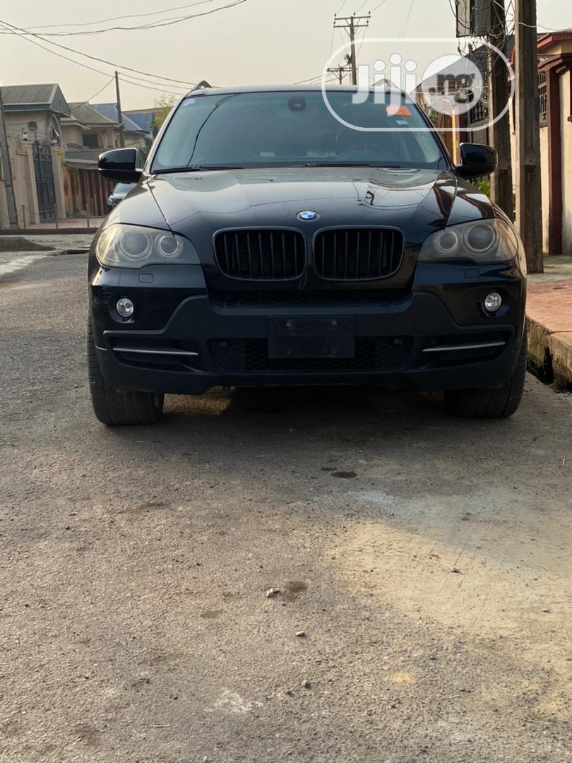 BMW X5 2009 Black