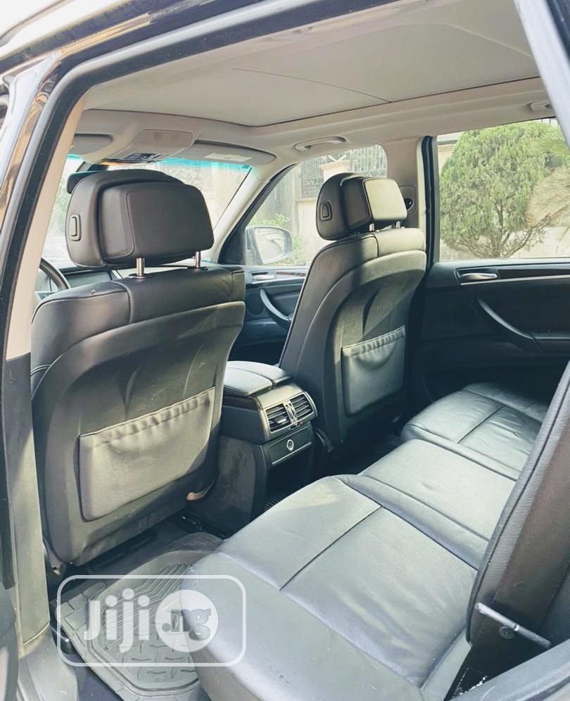 BMW X5 2009 Black | Cars for sale in Lagos Island (Eko), Lagos State, Nigeria