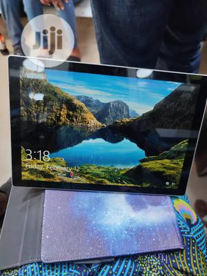 Microsoft Surface Pro 4 128 GB Silver   Tablets for sale in Lagos State, Ikeja