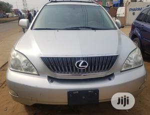 Lexus RX 2006 330 AWD Silver | Cars for sale in Lagos State, Ikorodu