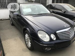 Mercedes-Benz E350 2009 Black | Cars for sale in Lagos State, Apapa