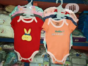 Unisex Bodysuits for Kids7   Children's Clothing for sale in Lagos State, Amuwo-Odofin