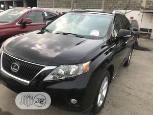 Lexus RX 2010 350 Black | Cars for sale in Lagos State, Apapa