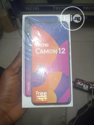 New Tecno Camon 12 64 GB Blue | Mobile Phones for sale in Lagos State, Ikeja
