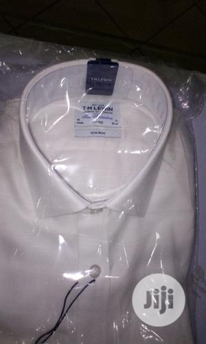 White T.M.LEWIN   Clothing for sale in Lagos State, Surulere