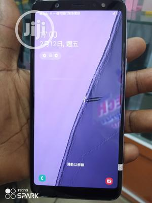 Samsung Galaxy A6 Plus 64 GB Gray | Mobile Phones for sale in Lagos State, Ikeja