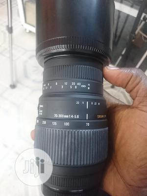 70-300 Mm Sigma Lens for Sony A-Mount | Accessories & Supplies for Electronics for sale in Lagos State, Ikeja