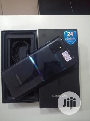 Samsung Galaxy Note 10 Lite 128 GB Black | Mobile Phones for sale in Abuja (FCT) State, Wuse 2